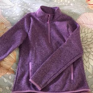 Girls size XL (14-16) Athletic sweater